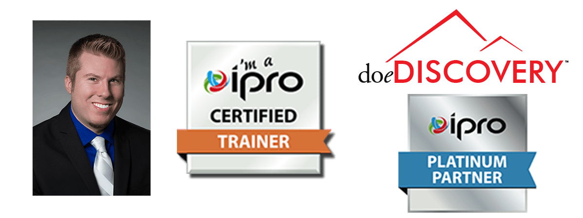 eDiscovery-Team-Leader-adds-Ipro-Trainer